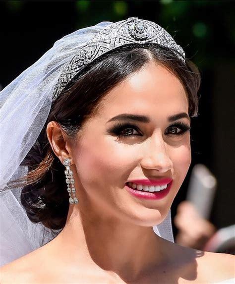 recreated meghan markles wedding day makeup