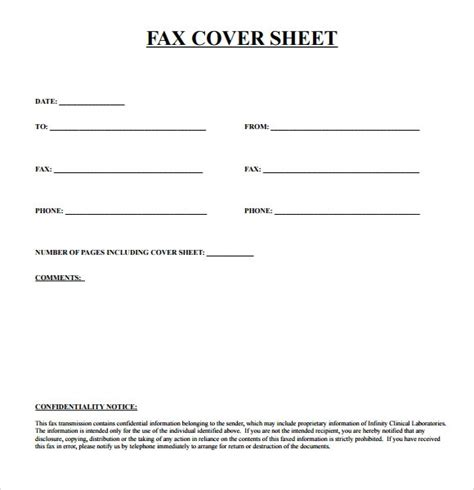 urgent fax cover sheet 7 download documents in pdf