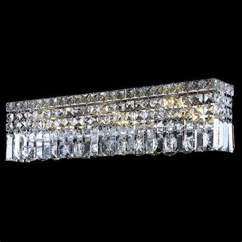 elegant lighting wcec crystal maxime   vanity