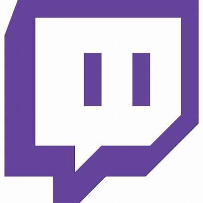 Twitch Vector Transparent Purple 2400 Clip