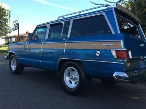 buy   jeep wagoneer   miles