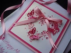 Luxury Mother's Day Cards - Mother's Day CardsPink & Posh