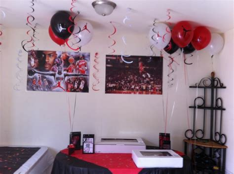 our michael jordan baby shower theme to get the decals on