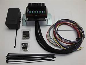 Concours Specialties Universal Waterproof Fuse Relay Box