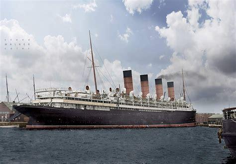 Rms Mauretania, Cunard Line.