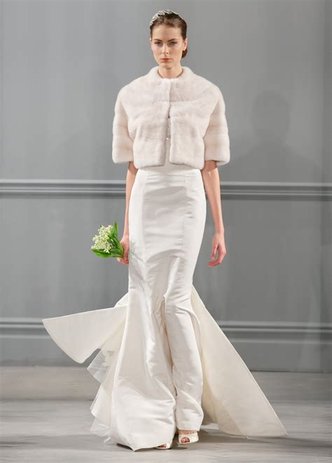 Spring 2014 Wedding Dress Monique Lhuillier Bridal Estelle