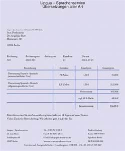 Rechnung 48 : musterbrief rechnung ellviva ~ Themetempest.com Abrechnung