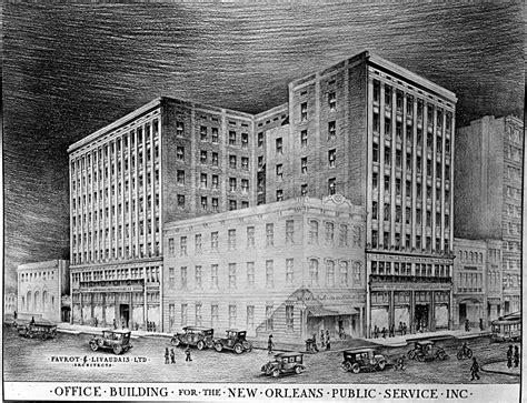 Nopsi Hotel And New Orleans Public Service, Incorporated