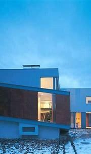 Broken House: Modern Polish Home - e-architect
