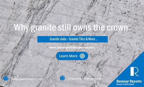 granite still owns the crown why from granite