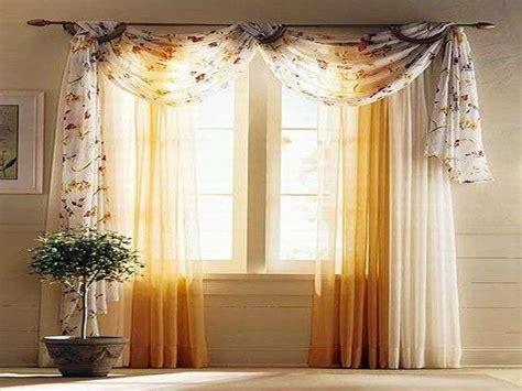 tende doppio velo tende per il soggiorno foto design mag