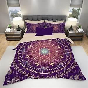 Mandala, Bedding