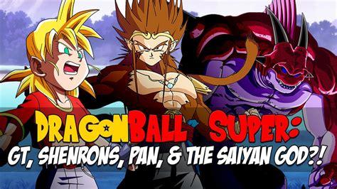 Anime Dragon Ball Tap 1 Dragon Ball Super Youtube