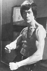 """WARM MARBLE"" The Lethal Physique of Bruce Lee"