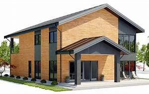 House, Design, House