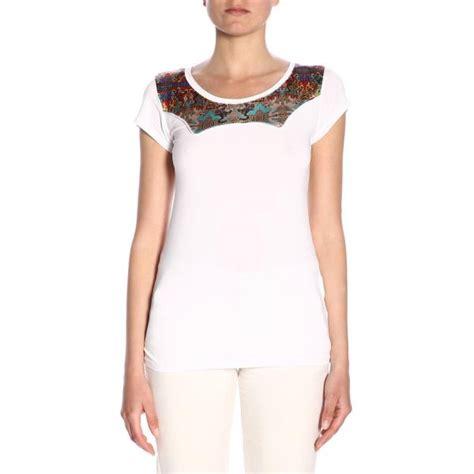 camiseta mujer moschino couture 702 440 xafziqn descuento de ropa de marca other fibers camiseta mujer ultrachic blanco blanco ds80 s107 c1 ds80 s107 c1 20 74