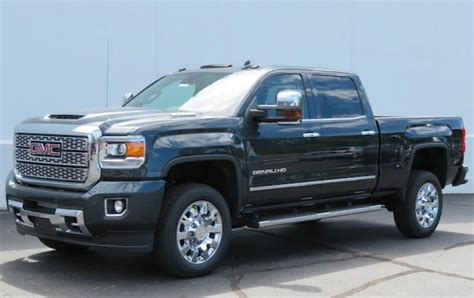 2019 gmc 3 4 ton truck 2019 gmc denali 2500 heavy duty review for sale