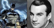 The Tragic Story Of Bill Finger, The Creator Of Batman Who ...
