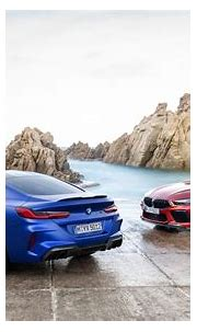 BMW unveils M8 coupe, convertible along with Competition ...