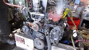 Isuzu C240 4cyl Diesel Engine Industrial