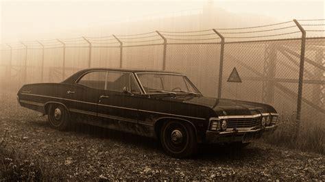 Chevy Impala Wallpaper Iphone by Supernatural Impala Wallpaper 68 Images