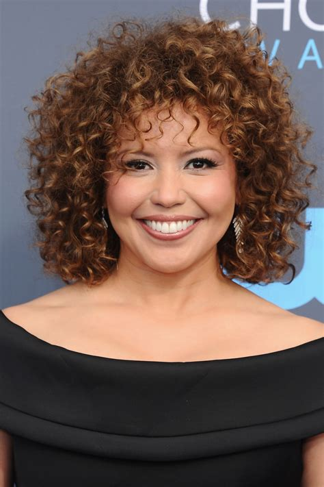 celebrity short curly hair ideas short haircuts