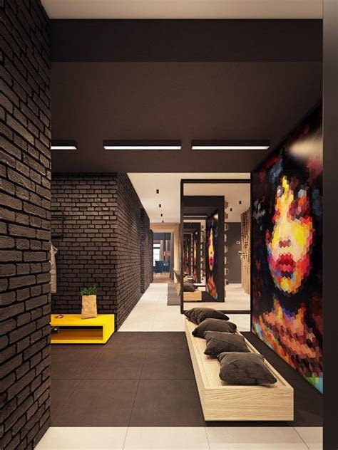 A Seductive Home With Lush Colors And Baths by A Seductive Home With Lush Colors And Baths