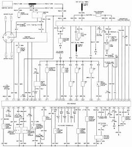 Ford L8000 Truck Wiring Diagrams