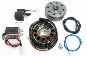 Puch Za50   Sachs   Tomos Powerdynamo Cdi   100w Dc