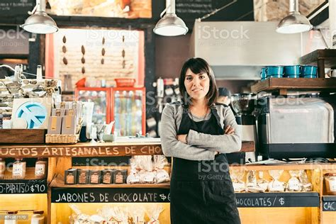 Small Business Owner Stock Photo - Download Image Now - iStock