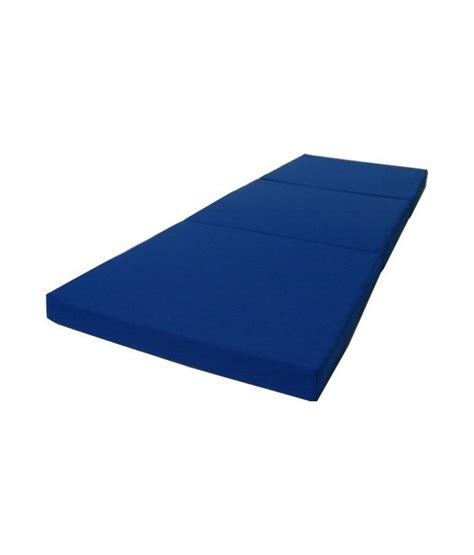 Shikibuton Trifold Foam Beds by Brand New Royal Blue Shikibuton Trifold Foam Beds 3 Inches