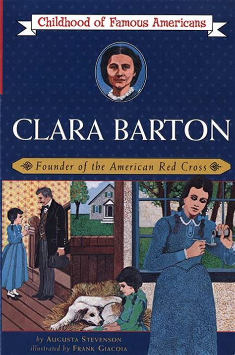clara barton seton educational media 758 | M RDB5 4127719