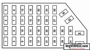 Ford Ranger Iii Fuse Box Diagrams  U0026 Schemes