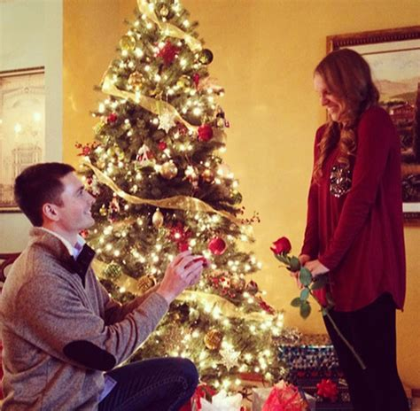 christmas proposal ideas the james allen blog