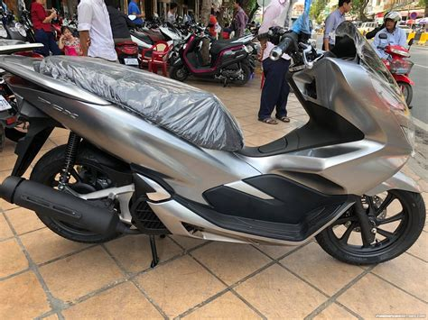 honda pcx150 2018 price phnom penh motors