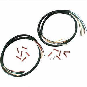 Drag Specialties Extended Handlebar Wiring Harness
