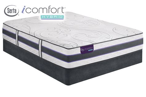 serta foam mattress serta icomfort hybrid hb300s king mattress