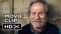The Homesman Movie CLIP - George Briggs (2014) - Tommy Lee ...