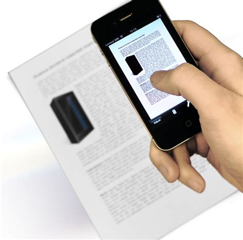 document scanner apps  iphone ipad iphone