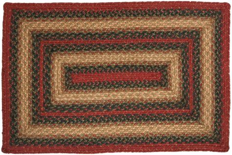 Homespice Decor Jute Rugs by Homespice Decor Jute Braided Area Rug Blue Green Ebay