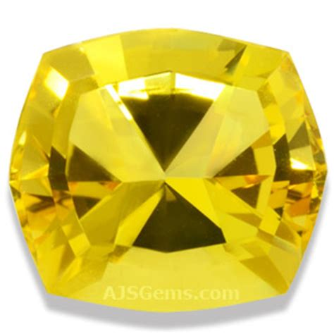 Yellow Beryl Gemstone Information at AJS Gems