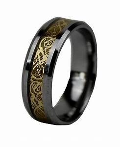 awesome mens black celtic wedding bands matvukcom With awesome mens wedding rings