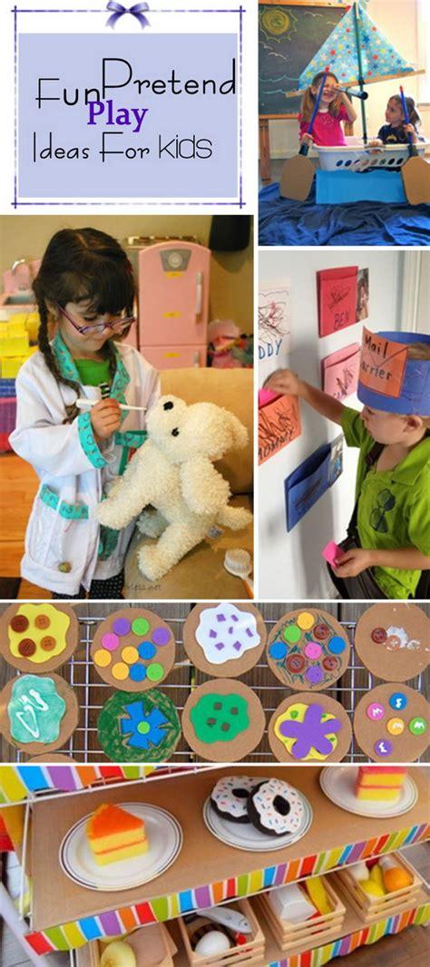 Fun Pretend Play Ideas For Kids Hative