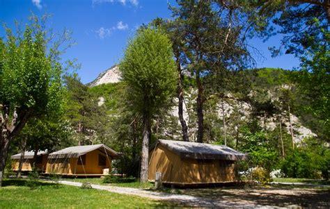 toile de tente 4 chambres gorges du verdon huttopia