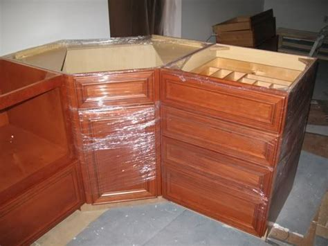 corner sink base kitchen cabinet corner prep sink drawer base to make the peninsula 8366