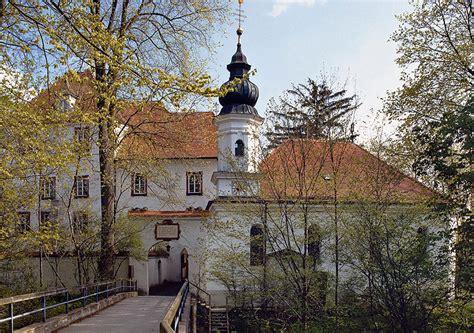 Pfarrheim St Nikolaus In Garching An Der Alz by Sehensw 252 Rdigkeiten Gemeinde Garching An Der Alz