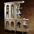 classic European living room partition cabinet - GC51 ...