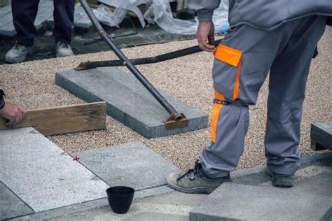 granitplatten aussen verlegen granitplatten verfugen 187 so wird s im au 223 enbereich gemacht