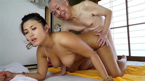 Watch Now Gvg 491 A Dirty Old Man And This Big Tits Gal