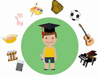 Clipart Extracurricular Activity Activities College Extracurriculars Students